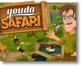 Youda Safari Video Game
