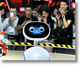 Zenbo, the IRobot of Tomorrow is Here Today