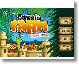 Zombie Farm iPod Game