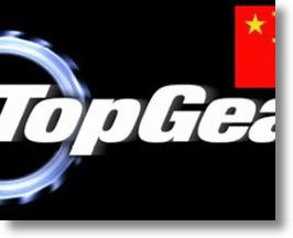 Top Gear TV Shifts To Car Crazy China