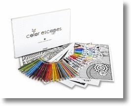 Color Escapes Coloring Pages