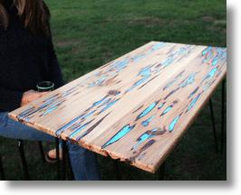 Glow Table