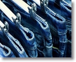 Line of Anti-Rape Jeans