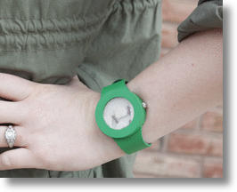 The Analog Ant Watch