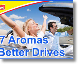 Ford and ScentAir Present The Top 7 Aromas For A More Enjoyable Drive