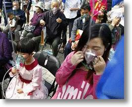 Bags Of Mountain Air Soothe Smog-Addled Chinese City Dwellers