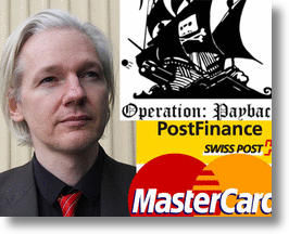 Julian Assange & Operation Payback!