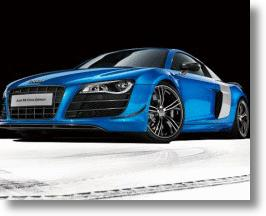 Audi R8 China Edition: A Supercar for China's Super Rich