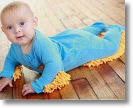 Baby Mop