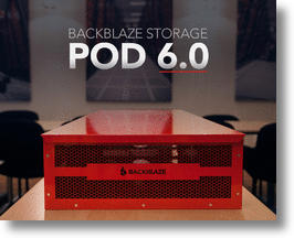 Backblaze Storage Pod 6.0