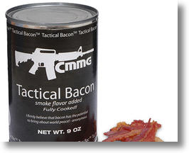 Tac Bac Tactical Bacon