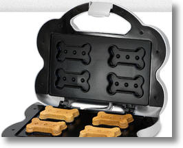 Bake-a-Bone Dog Biscuit Maker