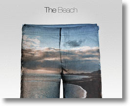 Beach Pattern Frank Anthony Shorts