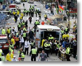 Boston Explosions