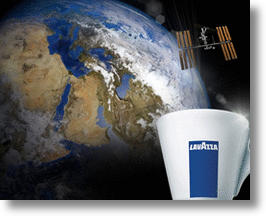 The ISSpresso brings Lavazzo espresso to the ISS