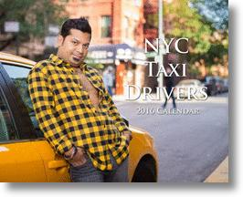 Checker It Out! 2016 New York City Taxi Drivers Calendar