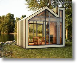 The Bunkie Pre-Fab Cabin