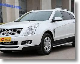 2015 Cadillac SRX To Be Made In China With Smaller Engines & Lower Pricing