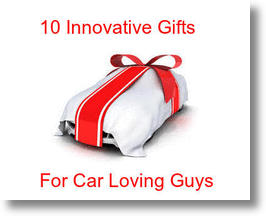 10 Innovative Holiday Gift Ideas For Car-Loving Guys From Their Guy-Lovin' Gals