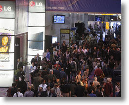 Crowd at 2010 Consumer Electronics Show. Photo by NativeForeigner, flickr.