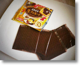Chocolate Slices