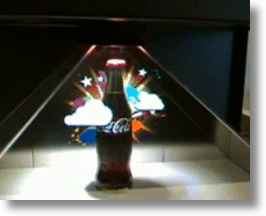 Incredible 3D Hologram System