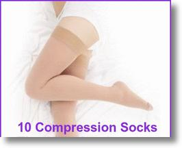 10+ Compression Socks To Knock Your (Old) Socks Off