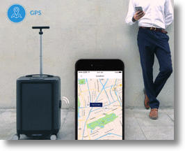 COWAROBOT R1 suitcase on Indiegogo