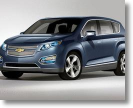 The 2016 Chevrolet Crossvolt EV/CUV Could Be Unveiled At The 2015 Detroit Auto Show