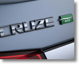 Chevy Cruze Eco: Obama's 50mpg Gas-Engine Car, Or Not?