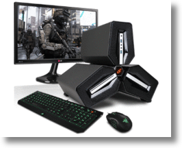 CyberPower Trinity Gaming PC