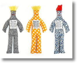 What color Dammit Doll is your favorite?