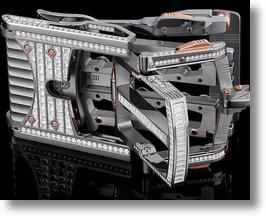 The Predator Mechanical Belt Buckle
