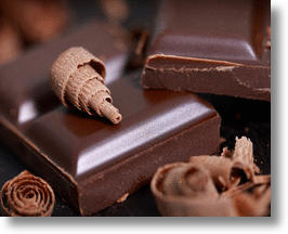 More health benefits of dark chocolate