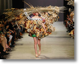 Dress From Viktor and Rolf's Spring/Summer Couture