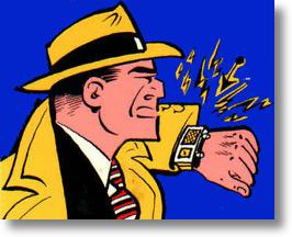 Does Anyone Really Know What Time It Is With Today's Dick Tracy & Knight Rider Smartwatches?