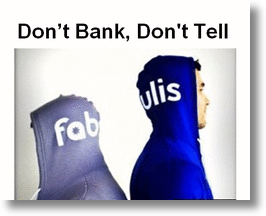Citibank Policy - Don't Bank, Don't Tell