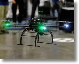 China's First Flying Drone Has Got Its Robotic Eye on You
