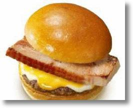 Lotteria&#039;s Bacon Hangover Cheeseburger Lays It On Extra Thick &amp; Double Wide