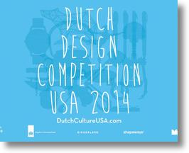 USA + Dutch Design = Awesome!