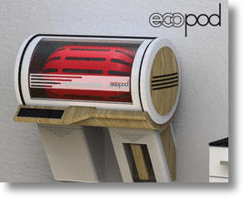 Ecopod Steam Washer and Dryer