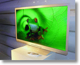 Philips Presents Europe&#039;s Greenest TV: Econova
