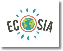 Ecosia Search Engine Teaser
