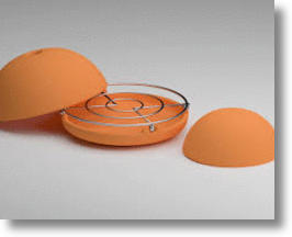 Egloo Candle Powered Terracotta Heater