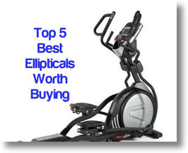 Top 5 Ellipticals