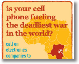 Conflict Minerals For Cell Phones Fuel Genocide In Congo