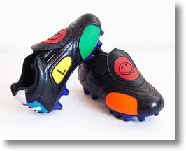 My First Football Boots