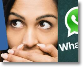 WhatsApp With Facebook's Stock? A Case Of If You Can't Beat'em, Buy'em