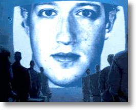 Zuckerberg&#039;s Insignia Signifies Cult Leader?