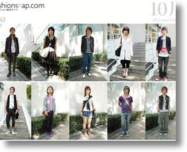 Fashionsnap Brings Home Japanese Street Fashion